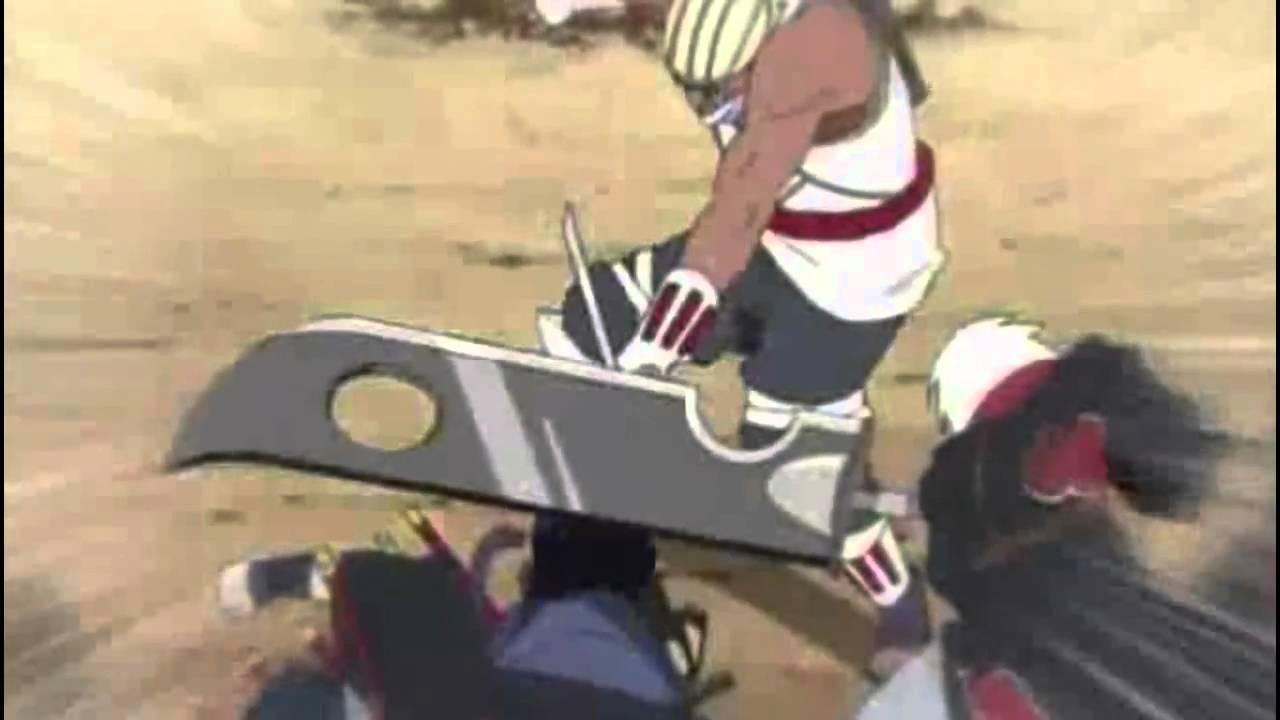 Killer Bee Naruto Sword | www.pixshark.com - Images ...