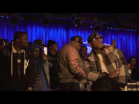 Mobb Deep - Right Back At You  (live performance) BB Kings 20 year anniversary