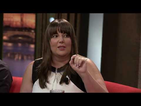 3. Alžběta Krausová - Show Jana Krause 14. 6. 2017