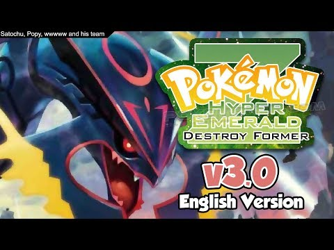 GBA] Pokemon Hyper Emerald Z 3 0a Completed - Pokemoner com