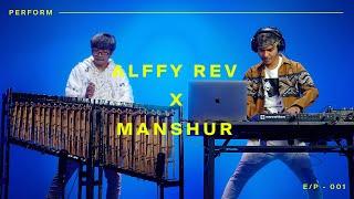 Download ALFFY REV X MANSHUR – COOLABORATION E/P – 001