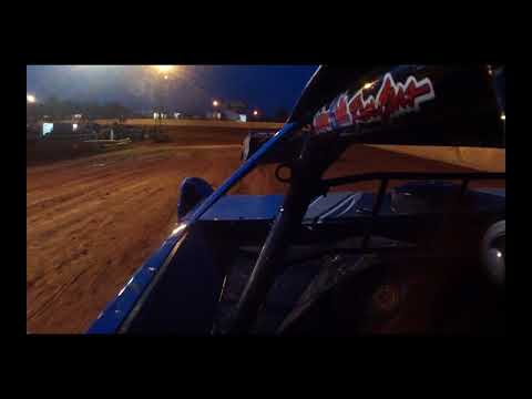 Ronald Woods In Car Hartwell Speedway 7-29-17 Limited Hot Laps
