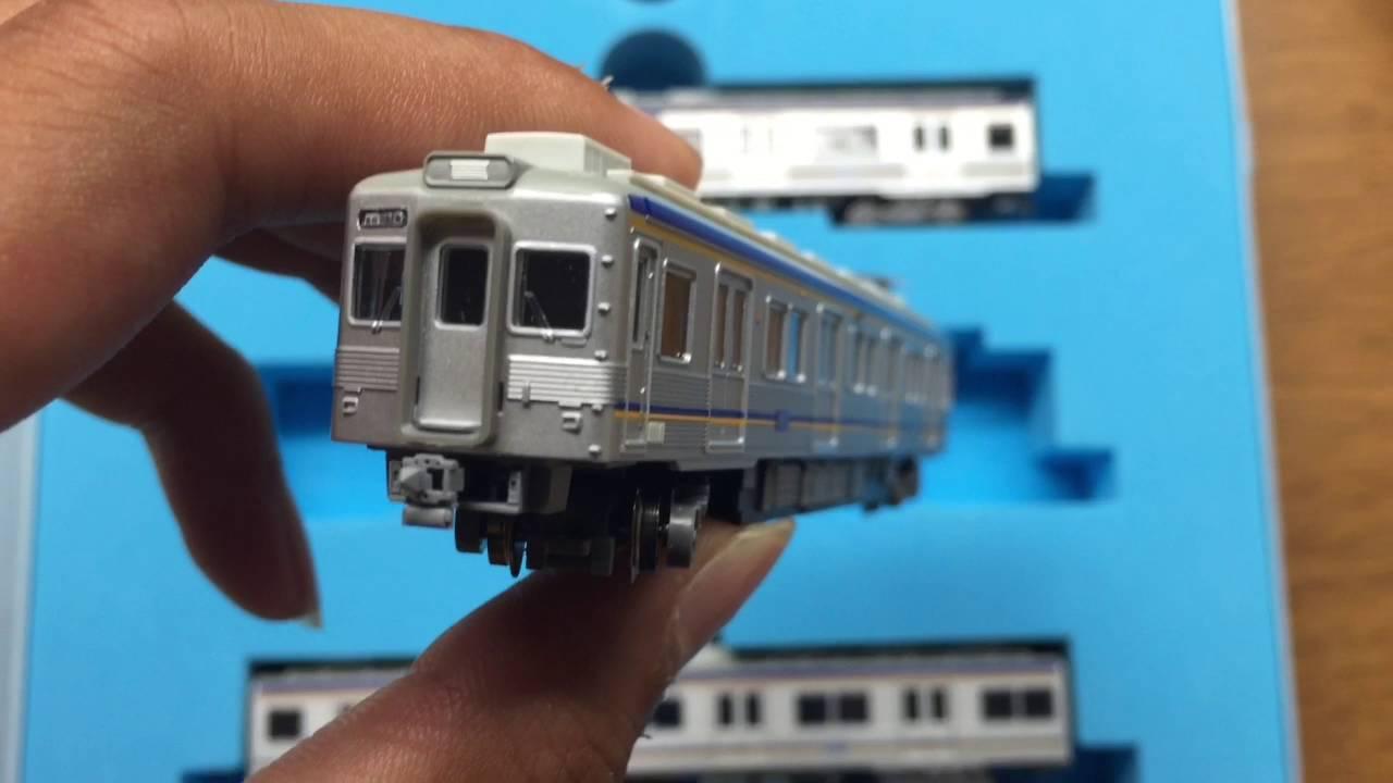鉄道模型】マイクロエース南海6100系を紹介‼︎ - YouTube