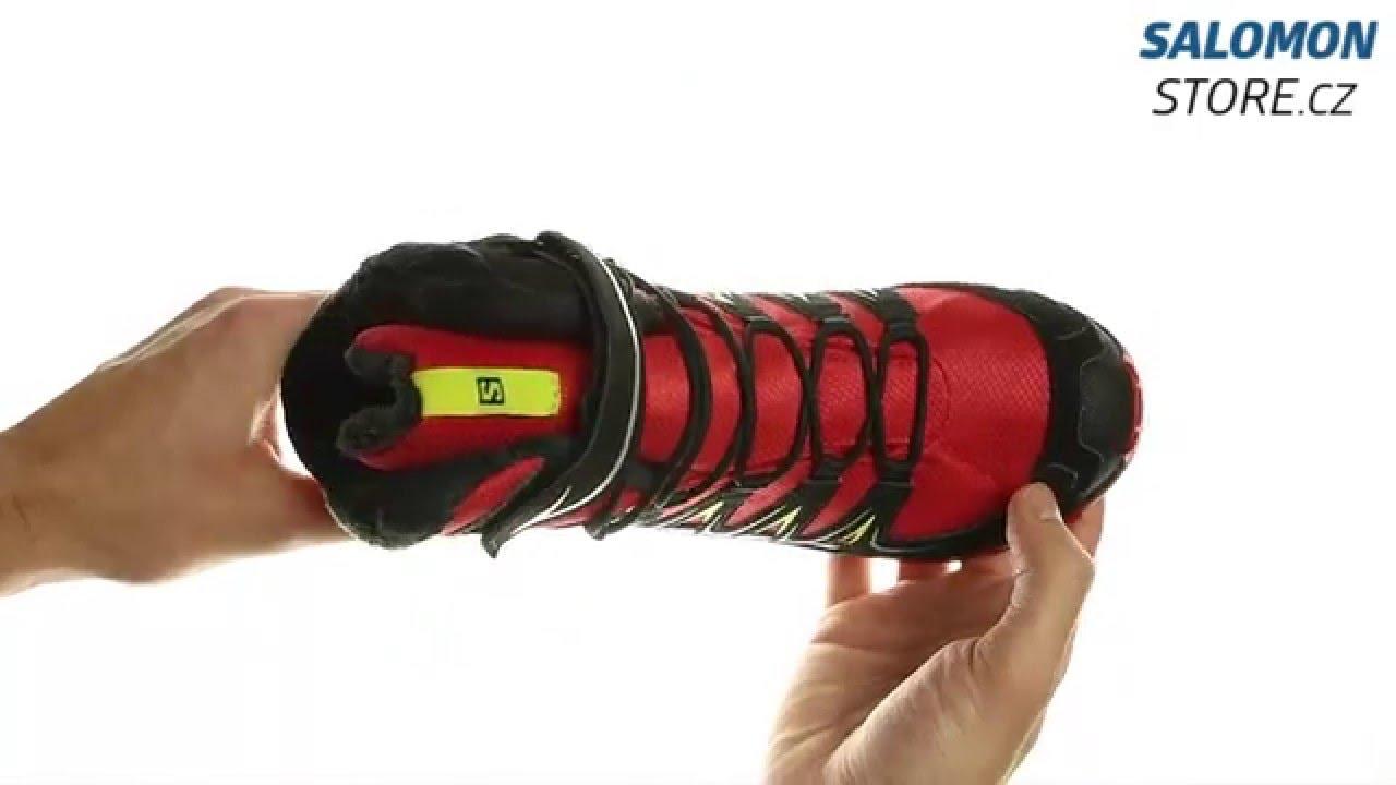 068c0e8d24d Salomon Xa Pro 3D Winter TS CSWP J 376095 - YouTube