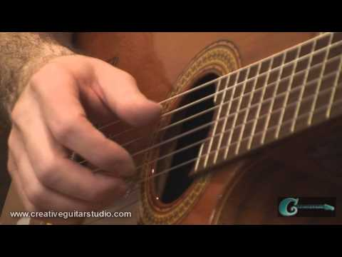 FINGERSTYLE GUITAR: Fingerpicking for Ambient Guitar