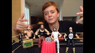 WWE Figure Fatal 4-Way Match