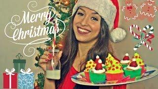 Especial de fim de ano: Cupcake Natalino.