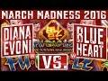 MARCH MADNESS (Round #1 WEST) Fu Dao Le slot machine LIVE PLAY/BONUS WIN