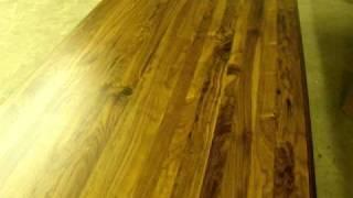 Signature Custom Woodworking (walnut Countertop)