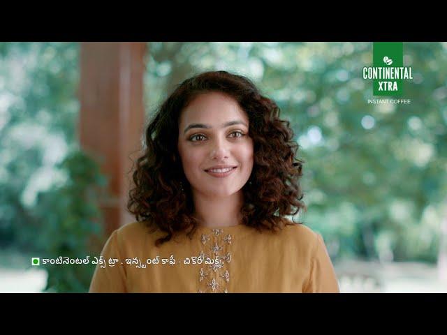 P. Susheela, Nithya Menen & Continental Xtra - Xtra New Tvc Telugu 2021
