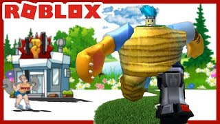 ROBLOX INDONESiA | WOW!! From SKINNY So MUSCULAR in just 10 minutes 😍