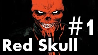 Red Skull #1 Recap/Review – Meet the Hunters!
