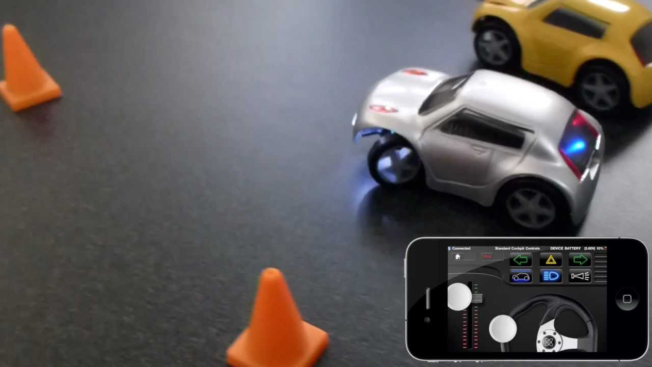 Introducing ZenWheels Micro Car - iPhone and Android