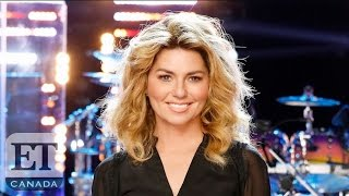 Shania Twain Talks New Music, Coaching On 'The Voice'