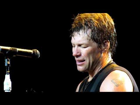 Bon Jovi Some Day I'll Be Saturday Night-St Louis-5/22/2011