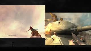 skorpionsauce playing Call of Duty: World at War on Xbox One