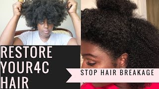 How to: Stop Hair Breakage/Hard Water could be your problem