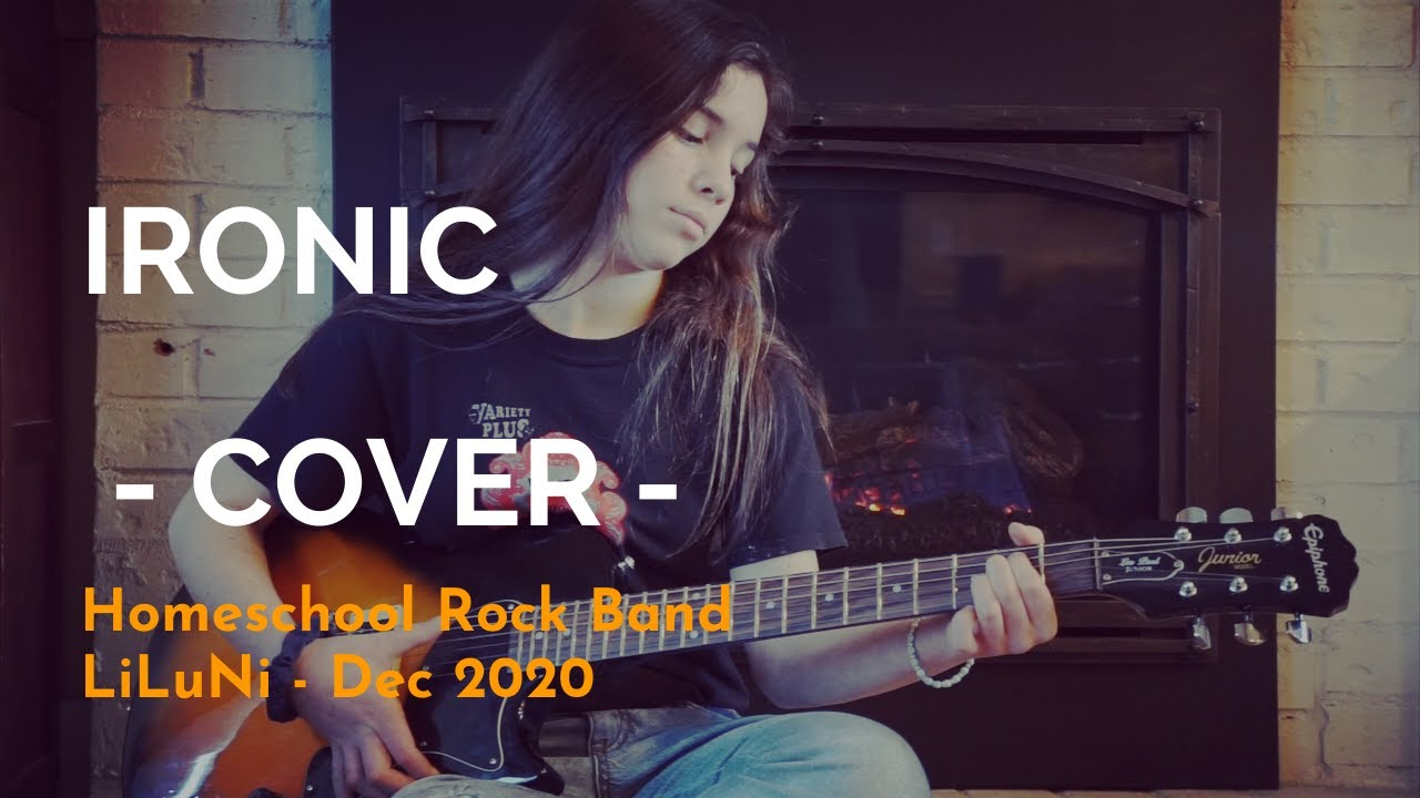 Ironic | Jam Academy | Winter 2020 Virtual Rock Band Showcase