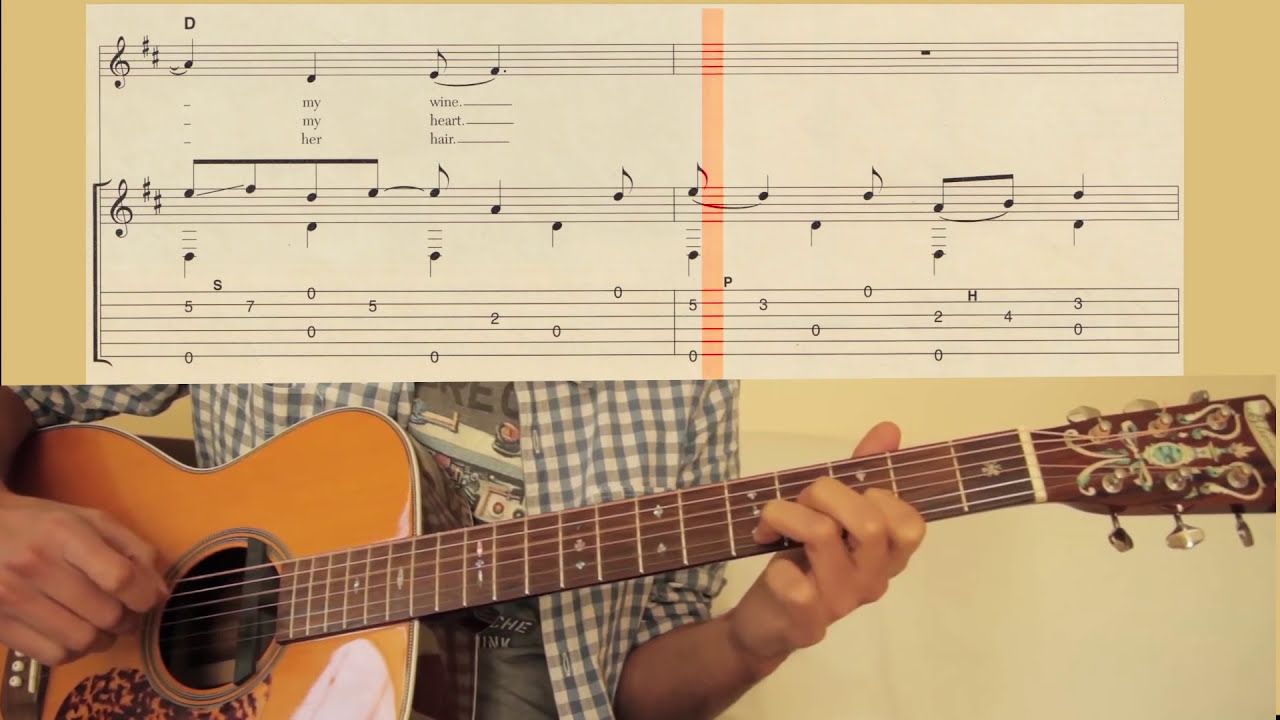 How To Play Going To California By Led Zeppelin With Tab Youtube