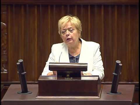 Małgorzata Gersdorf - I Prezes SN - wystąpienie z 20 lipca 2017 r.