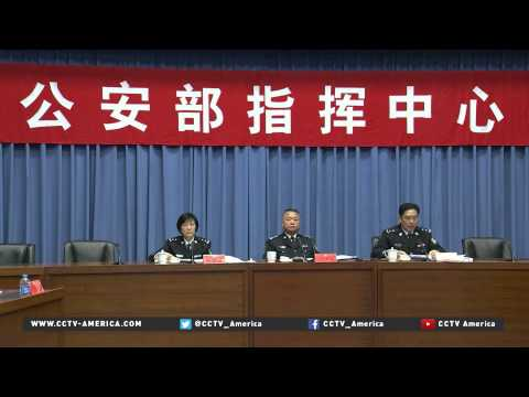 Chinese police seize 430,000 tons of drugs; arrest 133,000