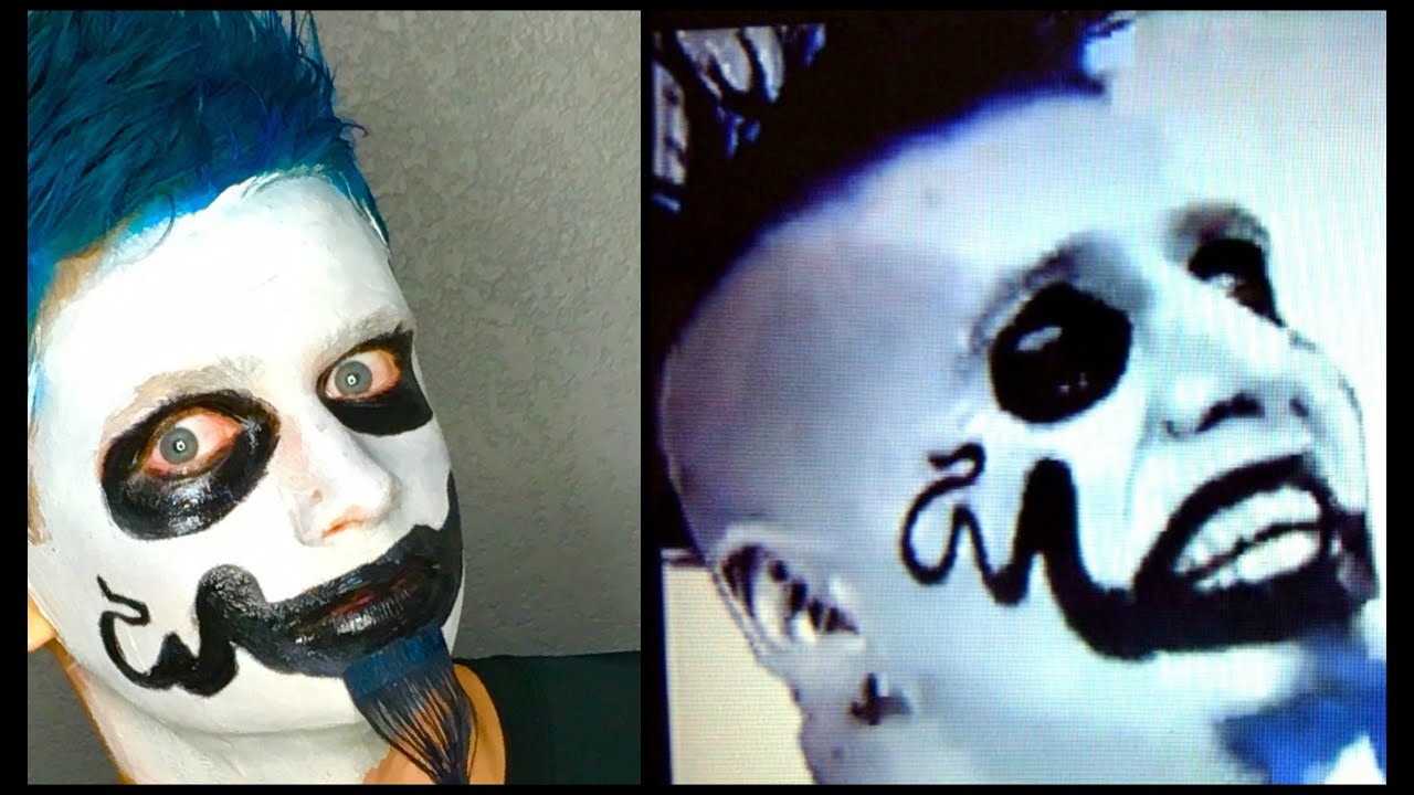 Mudvayne Halloween Makeup Youtube