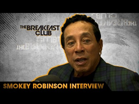 Smokey Robinson Discusses Motown, Playing Music During Segregation Days and How He Got His Name