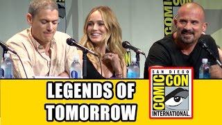 LEGENDS OF TOMORROW Comic Con Panel
