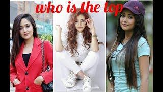 Top 5 actress of maniwood film