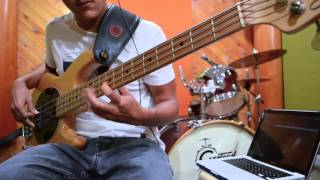 Ella Es Mi Fiesta - Carlos Vives - Bass Cover By: Tavo Cogollo