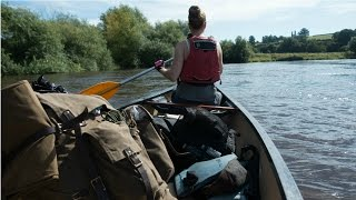 Canoe Camping With Girlfriend
