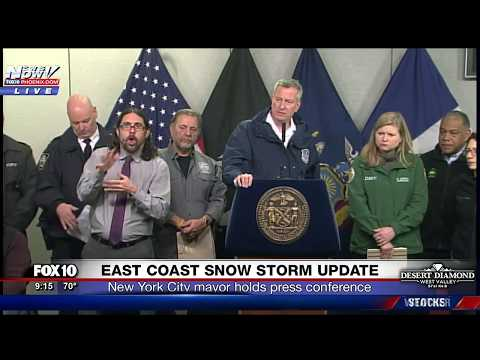 FNN 3/14 LIVESTREAM: Winter Storm Coverage; Political Updates; Breaking News