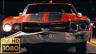 Автомобильная погоня за Джеком Ричером. Джек Ричер.