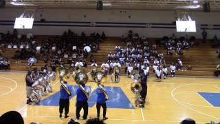 Dillon vs Carver vs E.E.Smith vs Westover-Tubas 2017 pt.1