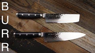 Are Nakiri Better vs  Chef Knives