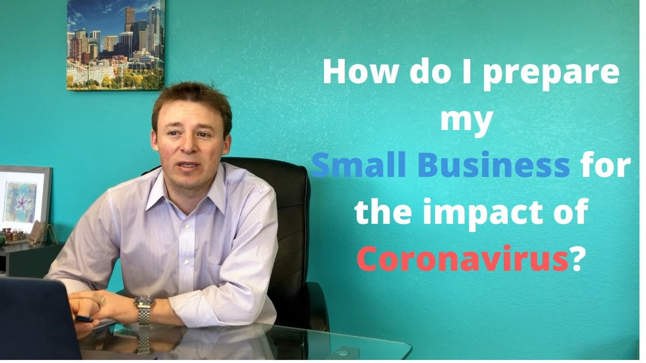 How to Prepare My Small Business For The Impact of Coronavirus?