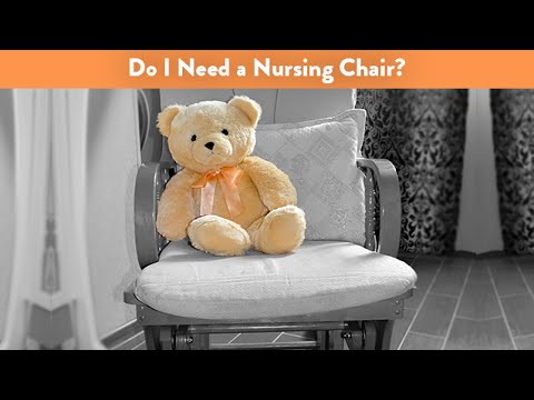 Do I Need a Nursing Chair? | CloudMom