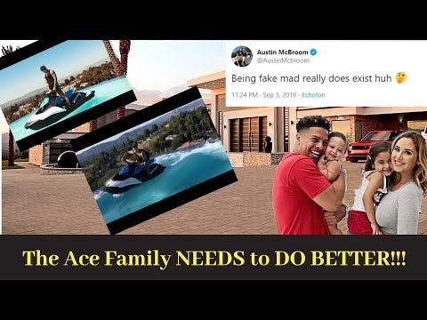 The ACE Family DID NOT APOLOGIZE for Destroying New