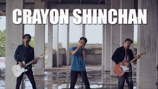 Download Crayon Shinchan Opening Indonesia (Cover By Tereza Feat. Vegetable Fat & Aydir Sembiring)