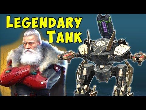 New Legendary FENRIR Pilot - INSANE RESISTANCE War Robots Mk2 Gameplay WR