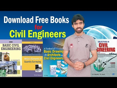 Download free Books for Civil Engineering