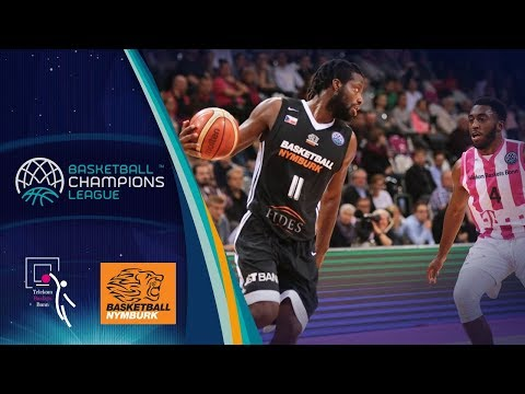 Telekom Baskets Bonn v CEZ Nymburk - Highlights - Basketball Champions League
