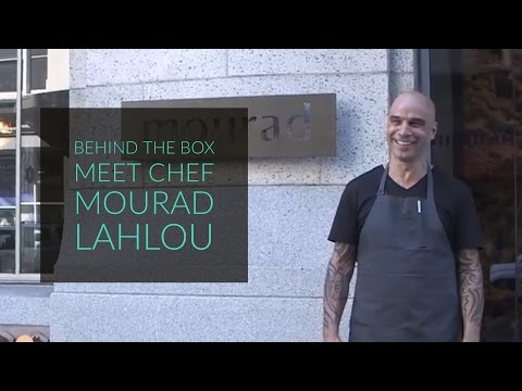 Behind The Box: Meet Chef Mourad Lahlou | Try The World