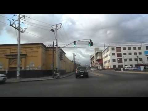 Driving In Jamaica - Norman Manley Highway To New Kingston