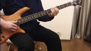 神技エレキベース 100本ノック【MARCUS M WE WANT MILES DROP D STYLE】 Vol.50_How to play Bass-Guitar