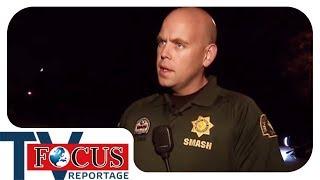 Go West | Polizeialltag in den USA | Teil 1 - Focus TV Reportage