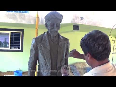 Contemporary Cement Sculpting Camp - M. Vishweshwaraiah