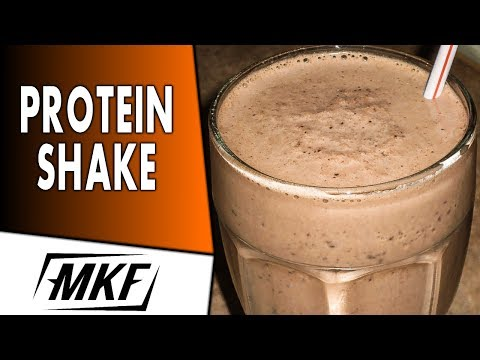 How To Make Your Protein Shake Taste Better