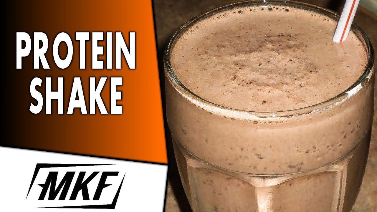 How To Make Your Protein Shake Taste Better - Youtube-8520