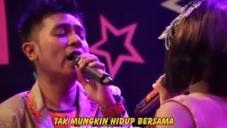 Download Mp3 Tasya & Gerry Dinding Kaca Karaoke  Dangdut Pallapa Sera Monata